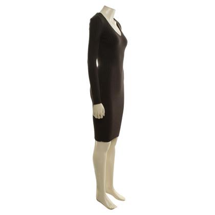 Wolford Kleid in Dunkelbraun