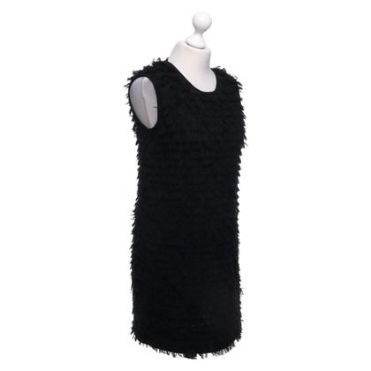 Bally Fringe dress in black