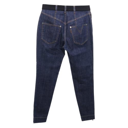 1ef092baf99ed Louis Vuitton Jeans en bleu   noir - Acheter Louis Vuitton Jeans en ...