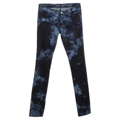 J Brand Jeans im Batik-Look