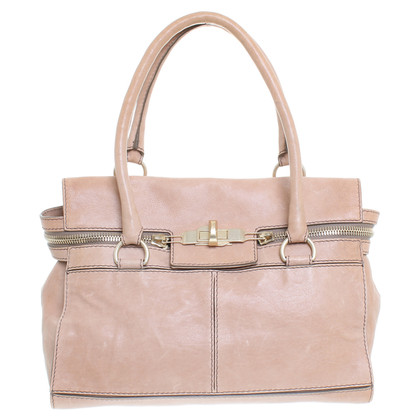 Max Mara Leather handbag in Brown