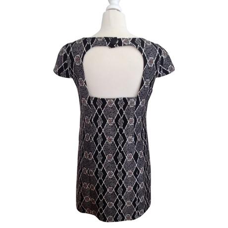 Kleid Bunt mit Muster Bunt Tibi Muster mit Muster Kleid Tibi aa6q7t