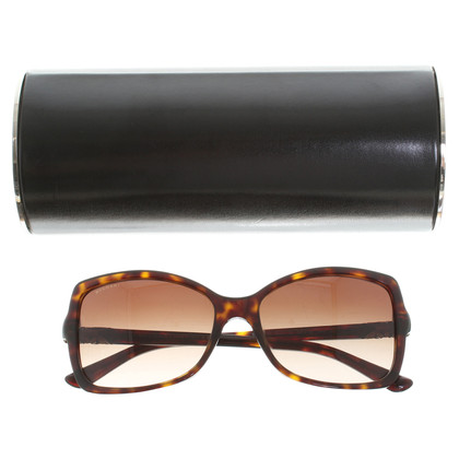 Bulgari Sonnenbrille in Horn-Optik