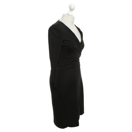Diane von Furstenberg Wrap dress in black
