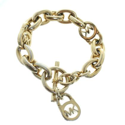 Michael Kors Gouden Schakelarmband kettingen