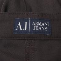 Armani Jeans Pantaloni a Brown