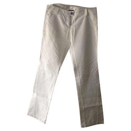 Patrizia Pepe jeans bianchi