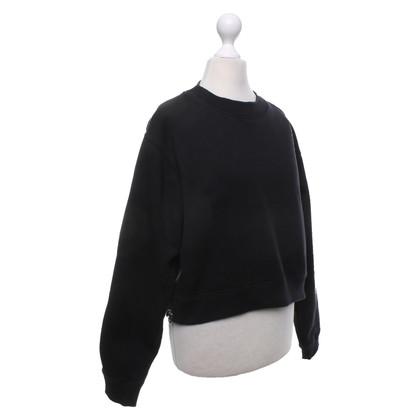 Acne Pullover in Schwarz