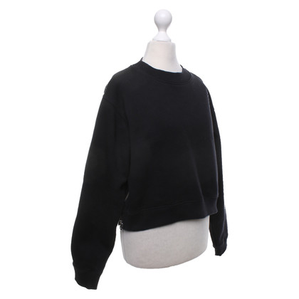 Acne Sweater in zwart