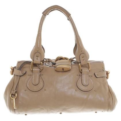 """Chloé """"Paddington Bag"""" in brown"""