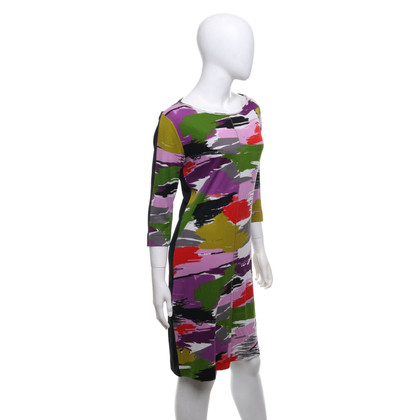 Marc Cain Shirt dress in multicolor
