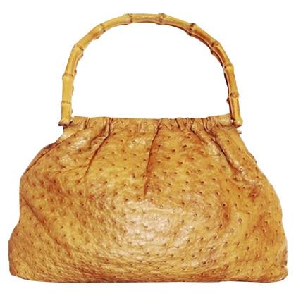 Gucci Strauss, Bamboo Bag - Samlerstück