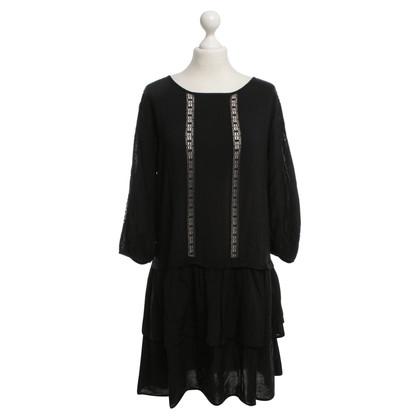 Ella Moss Schwarzes Kleid