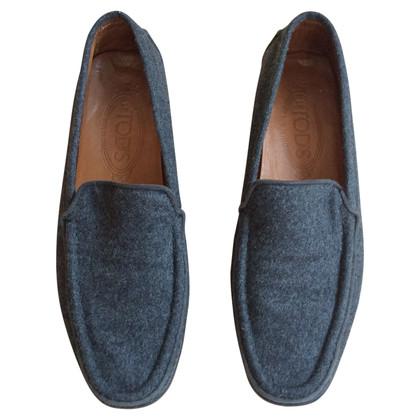 Tod's slipper