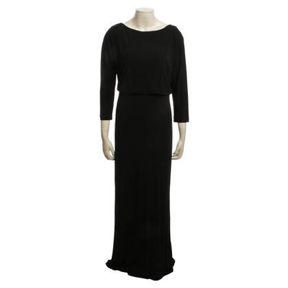 Badgley Mischka Abendkleid in Schwarz