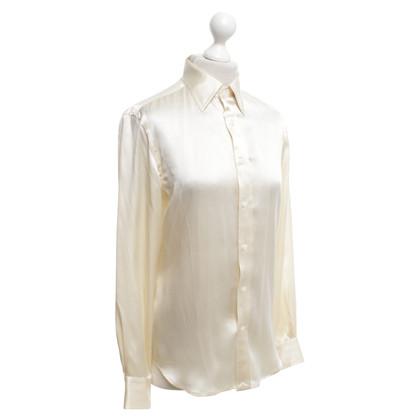 Ralph Lauren Satin blouse made of silk