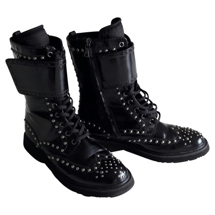 Prada Boots with rivets