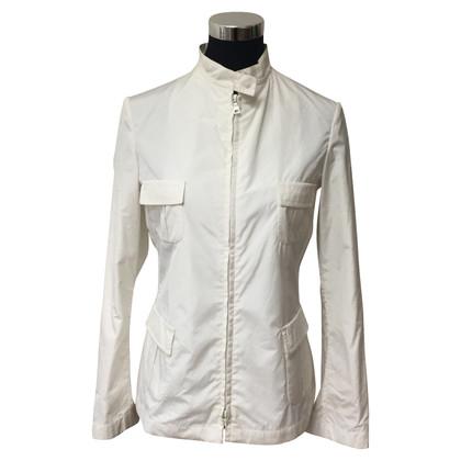 Jil Sander Jacket in white