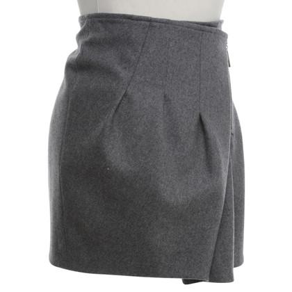 Brunello Cucinelli skirt in grey