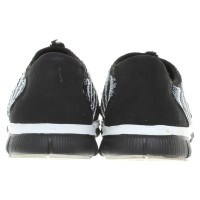 Marc Cain Sneakers met pailletten