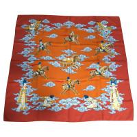"Hermès Seed cloth ""Galop Volant"""