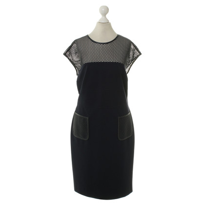 Escada Dress with lace pattern details