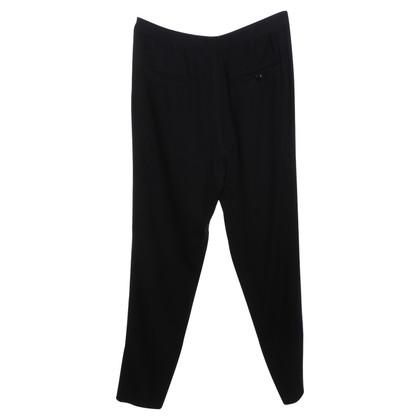 Sonia Rykiel trousers in black