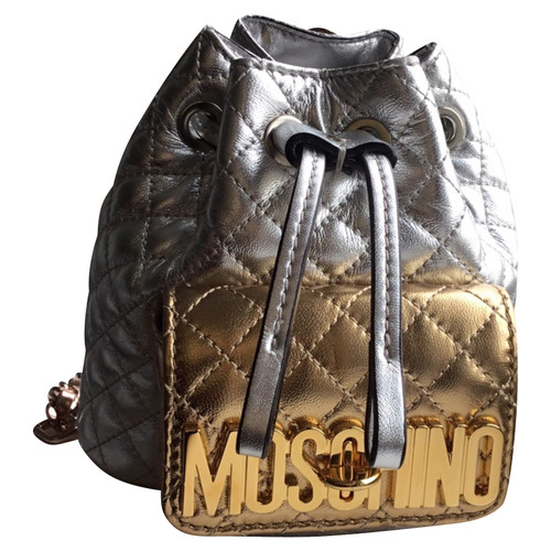 f3402c321272 Moschino Small backpack - Second Hand Moschino Small backpack buy ...