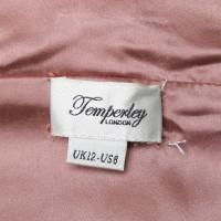 Alice By Temperley vestito da cocktail in Nude