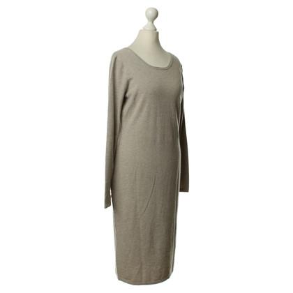 Iris von Arnim Gebreide jurk grijs