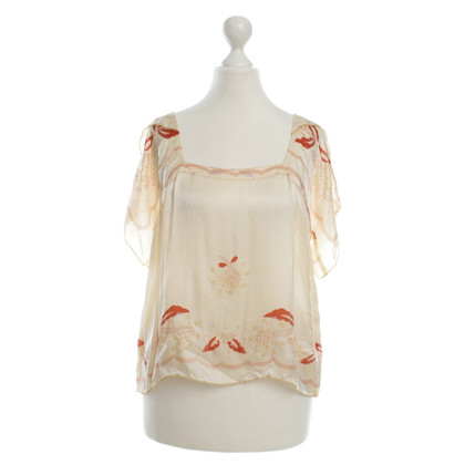 Anna Sui Silk top