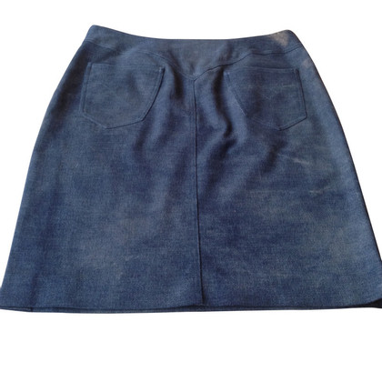 Versace Denim skirt