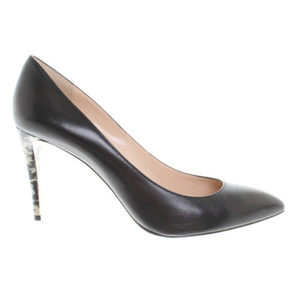 Armani pumps in nero