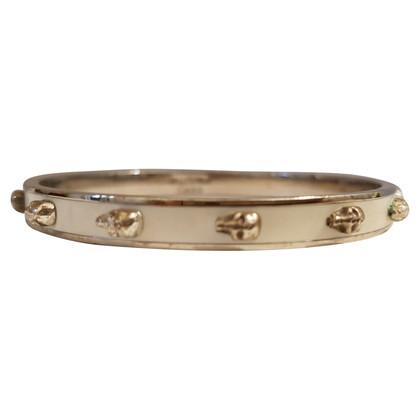 Alexander McQueen Skull Armband