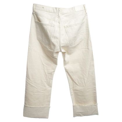 Citizens of Humanity Jeans crema