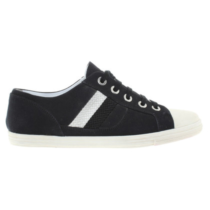 Chanel Sneakers in zwart / White