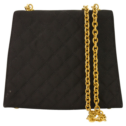 Rena Lange Black evening bag