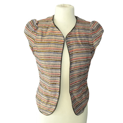 Maison Scotch Sleeveless Blazer