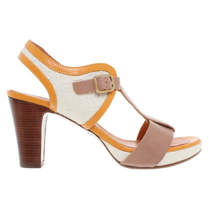 Other Designer Chie Mihara - Sandals in Tricolor