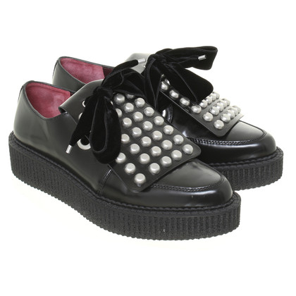 Marc by Marc Jacobs Scarpe stringate in nero