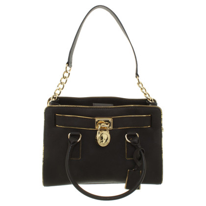 Michael Kors Handbag made of Saffiano artificial leather