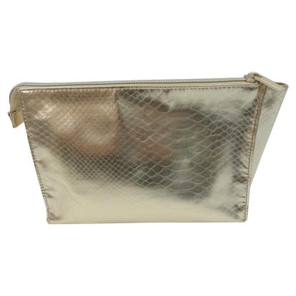 Michael Kors Gold-colored wash bag