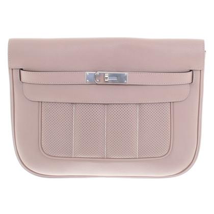 Hermès Leather shoulder bag