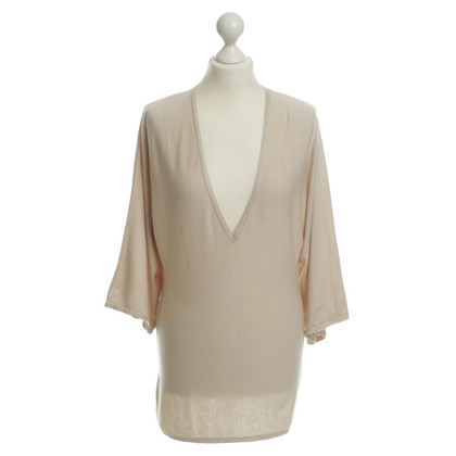 Marc Cain Fine knit sweater in beige