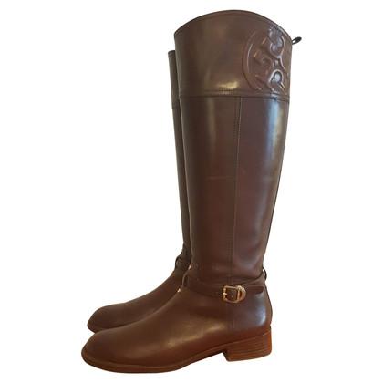 Tory Burch Boots in Bruin