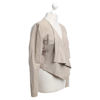 Day Birger & Mikkelsen Suede blazer in beige