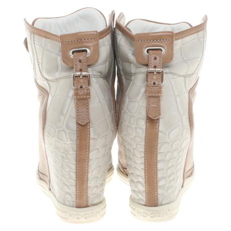 Sneaker Bunt Wedges Hogan Hogan Bunt Wedges Muster Muster Sneaker 0w4pX