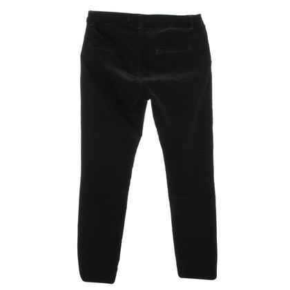 J Brand Pantalon en velours côtelé en noir