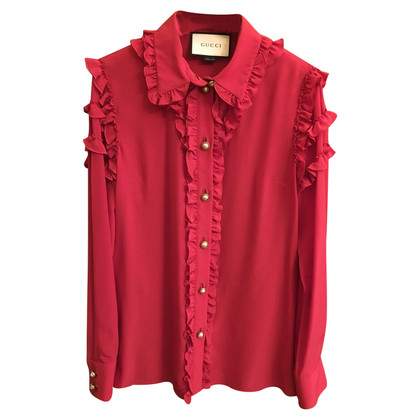 Gucci Blouse met ruches