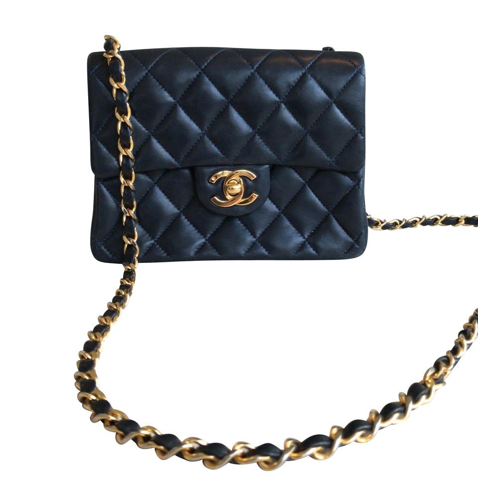 "6a3bd82feb9e Chanel ""Classic Flap Bag Extra Mini"" - Buy Second hand Chanel  """